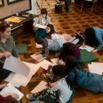 Atelier de scotocit și născocit povești cu Victoria Pătrașcu