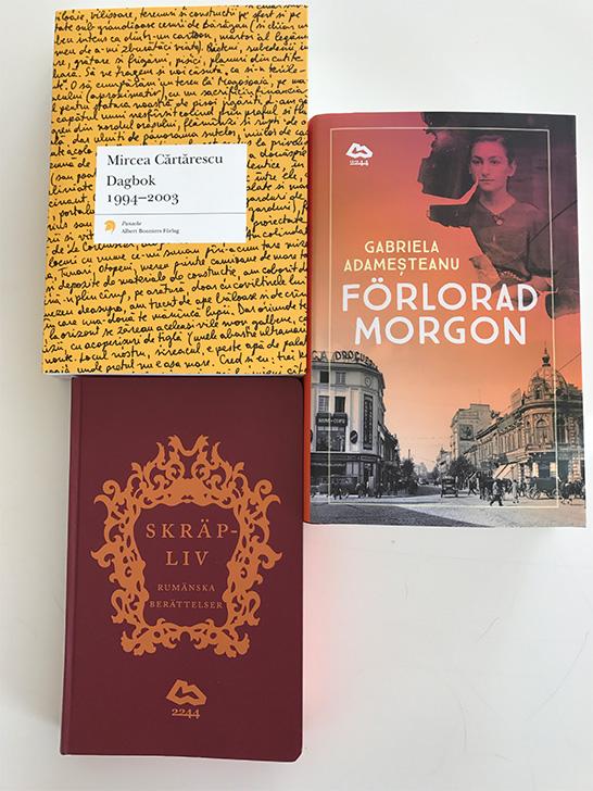 Tematici românești în spațiul suedez.